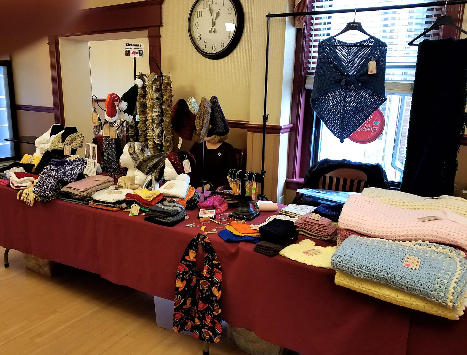 Massachusetts Craft Fairs December