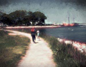 children-walk-to-mayflower