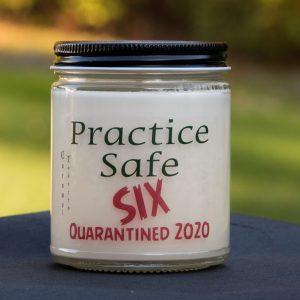 Safe Six  (Tobacco Caramel )